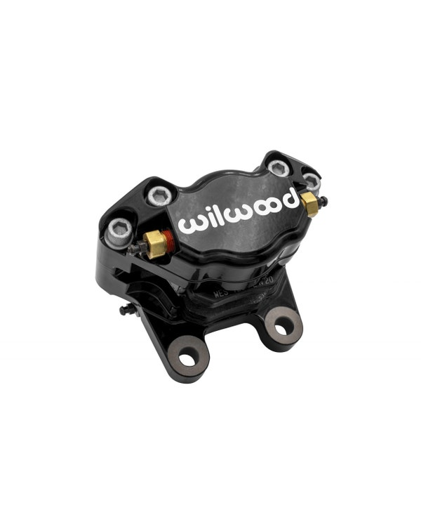 Wilwood Calipers & Pads for Standard Disc Spindles Black Powdercoated