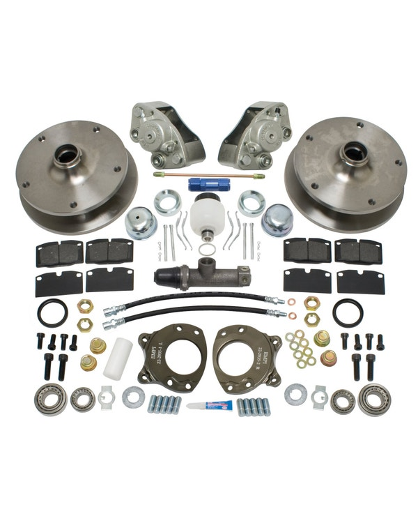 EMPI Front Brake Disc Kit with 5x205 Stud Pattern
