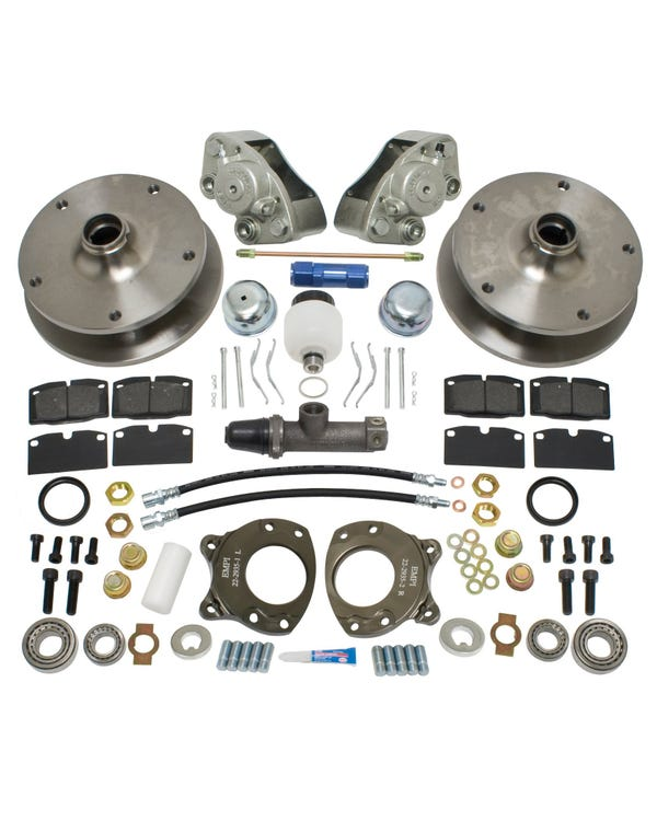 EMPI Front Brake Rotor Kit with 5x205 Stud Pattern