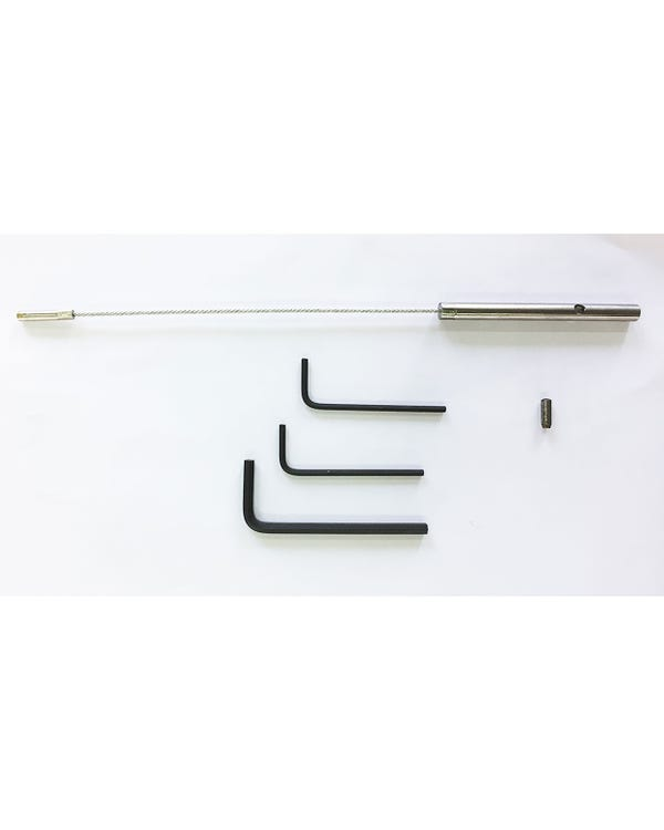 Vintage Speed Reverse Cable Set for Black Mamba Shifter