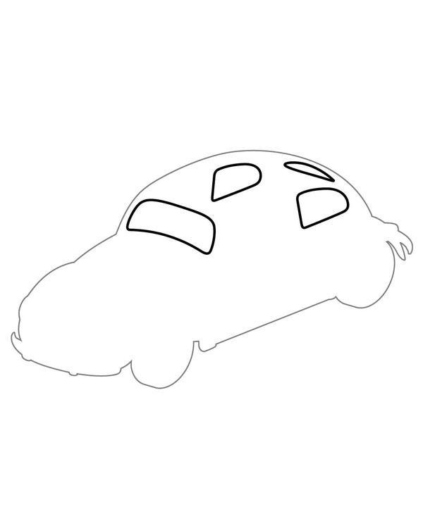 Cal Look Window Seal Kit White