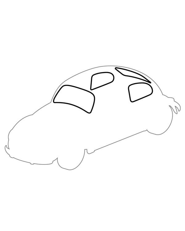 Cal Look Window Seal Kit