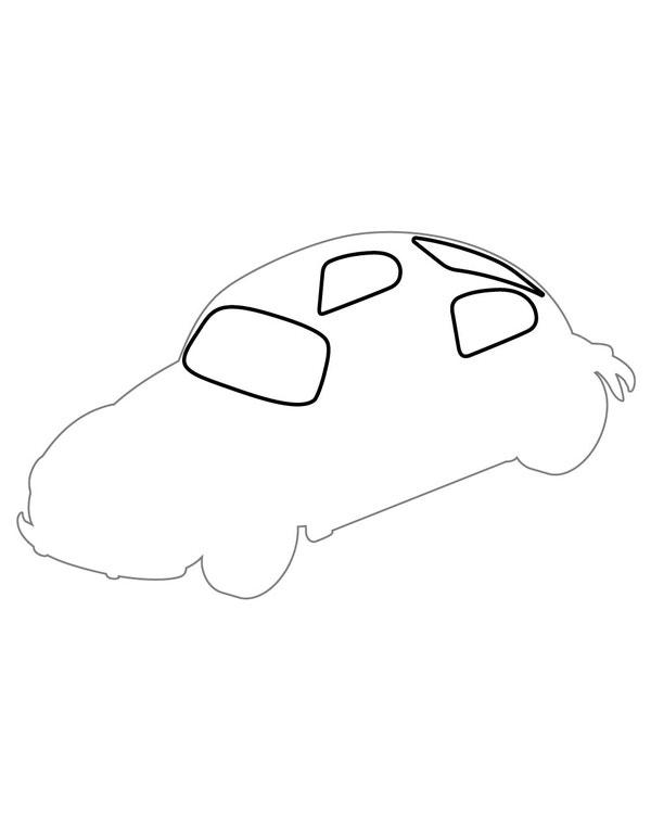Cal Look Window Seal Kit 1303
