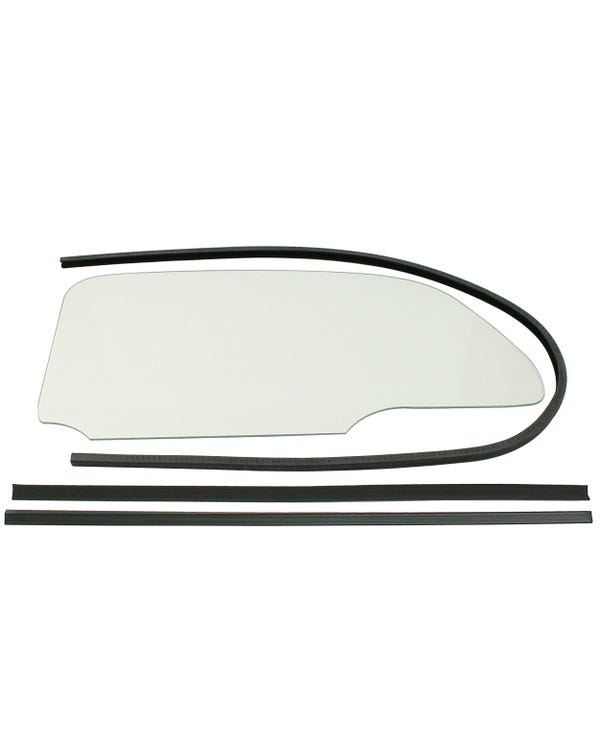 One piece window kit, T1 65> supplied with snap seals
