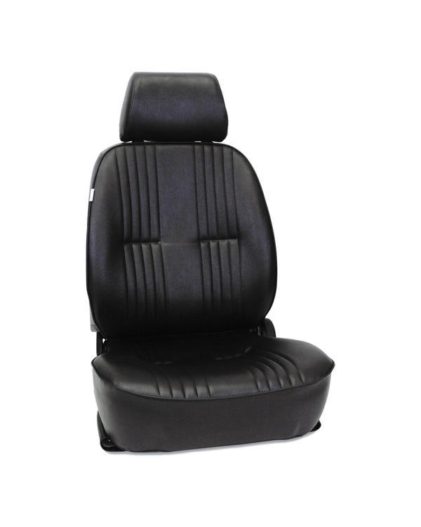 Scat Procar Pro-90 Seat Black Vinyl With Headrest Left