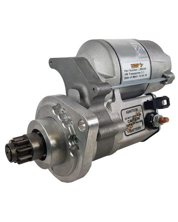 Starter Motor, Hi-Torque, Plain, T2 8/75>, Vanagon, 12v