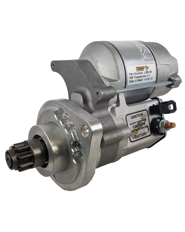High Torque Anlasser WOSP für 2.1 Wasserboxer mit Automatikgetriebe