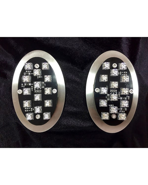 Luces traseras LED 12 Vintage Speed