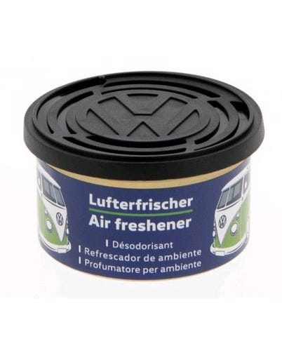 VW Splitscreen Air Freshener in a Tin, Fresh Scent