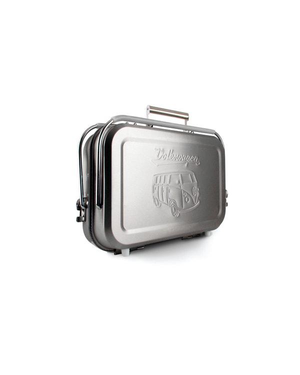 VW Splitscreen Portable BBQ Set with Carry Handle