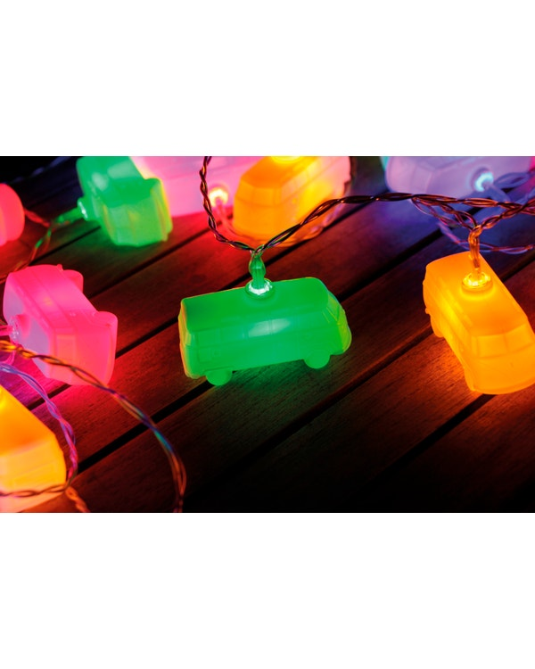 VW Splitscreen LED String Lights