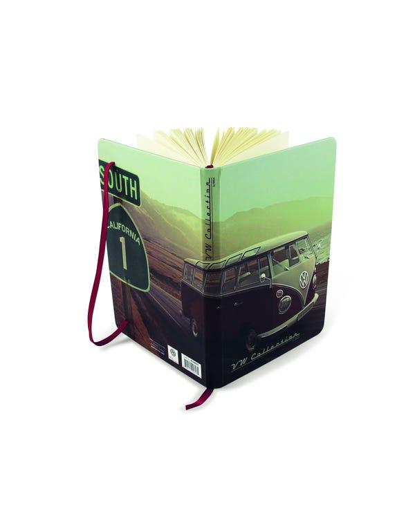 VW Splitscreen A5 Notebook