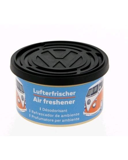 VW Splitscreen Air Freshener in a Tin, Bubblegum Scent