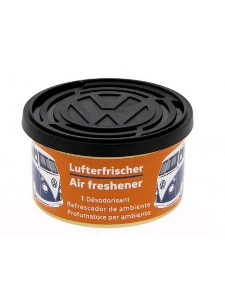 VW Splitscreen Air Freshener in a Tin, Vanilla Scent