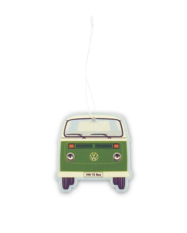 VW Baywindow Air Freshener in Green