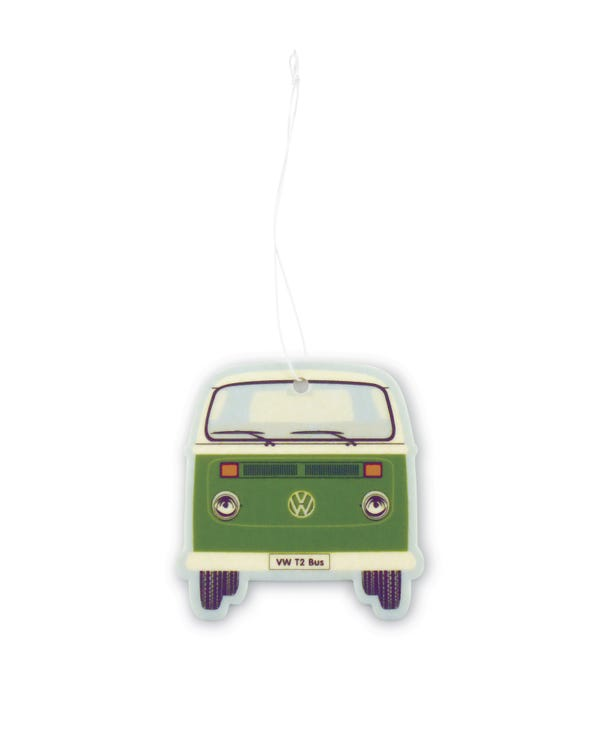 VW Baywindow Air Freshener in Green