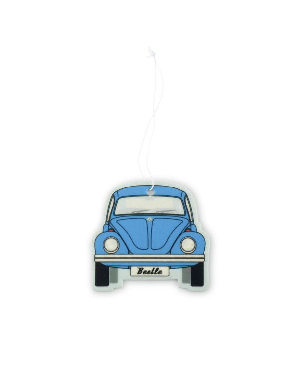 VW Beetle Air Freshener in Blue