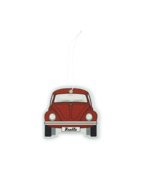 VW Beetle Air Freshener in Red