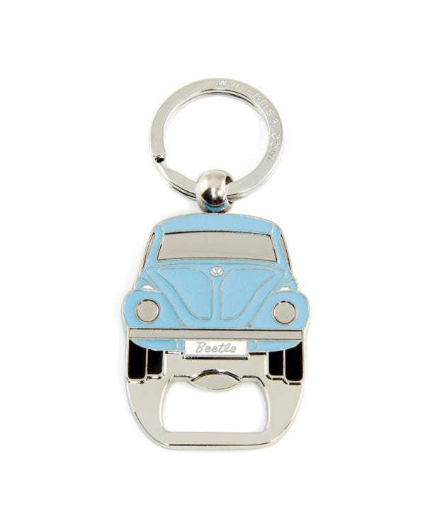 Beetle Bottle Opener in Blue