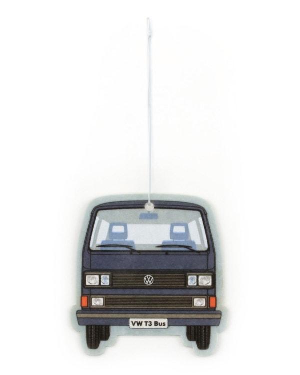 VW T25 Air Freshener in Blue