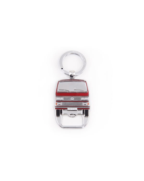 T25 Bottle Opener in Red