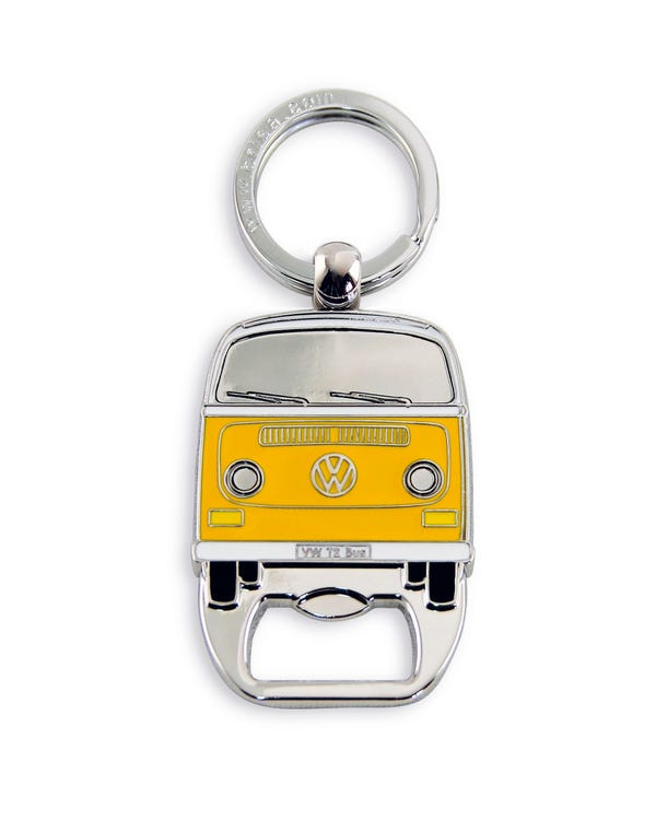 Baywindow Bottle Opener in Orange