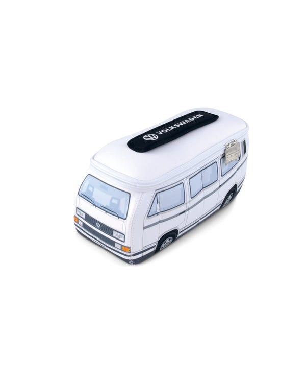 VW T25 Neoprene Bag in White