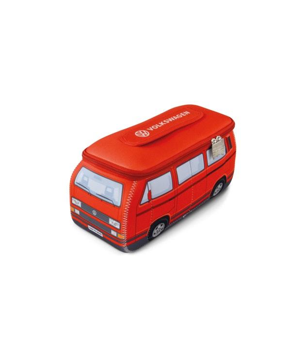 VW Vanagon Neoprene Bag in Red