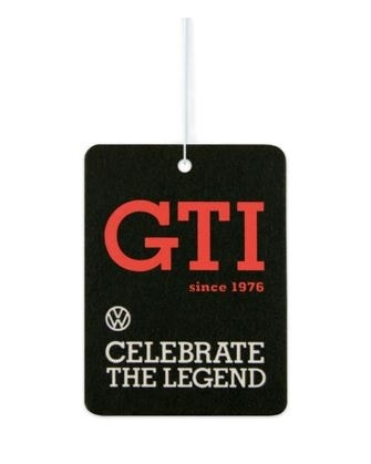 GTI Air Freshener with a Sport Fresh Scent