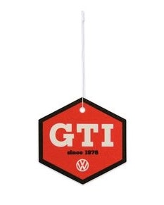 GTI Air Freshener with Coconut Scent