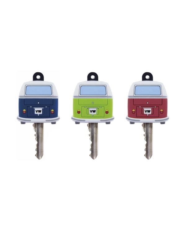 VW Splitscreen Key Covers, Pack of 3