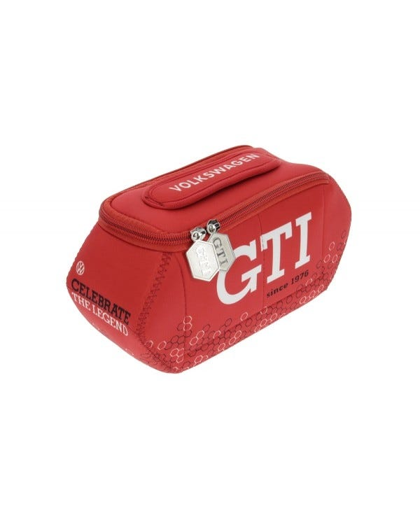 GTI Style Neoprene Bag in Red