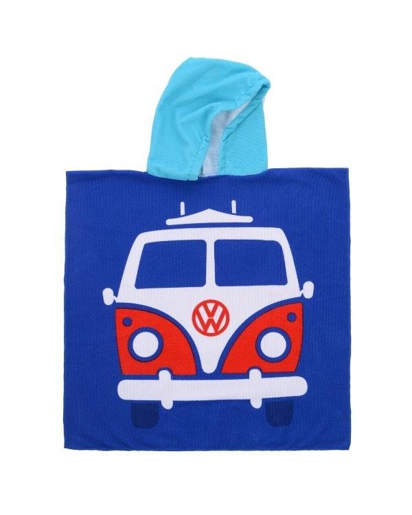VW Splitscreen Boys Poncho