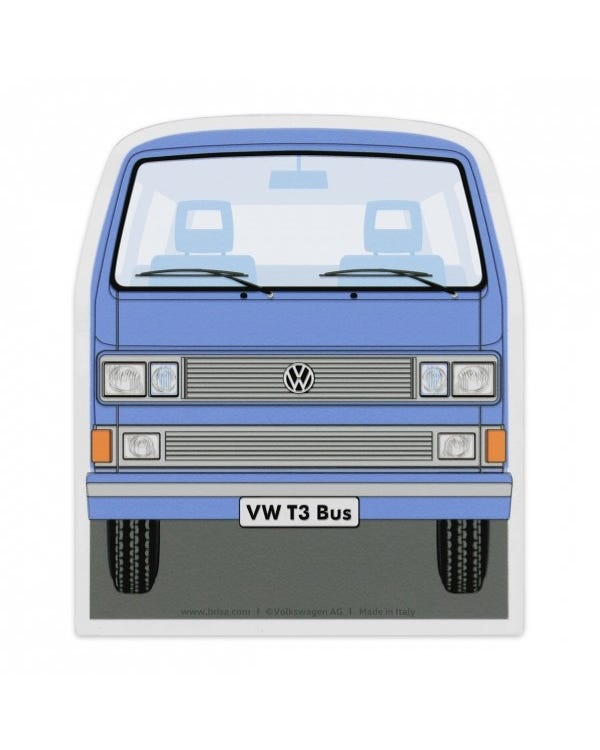 VW T25 Ice Scraper