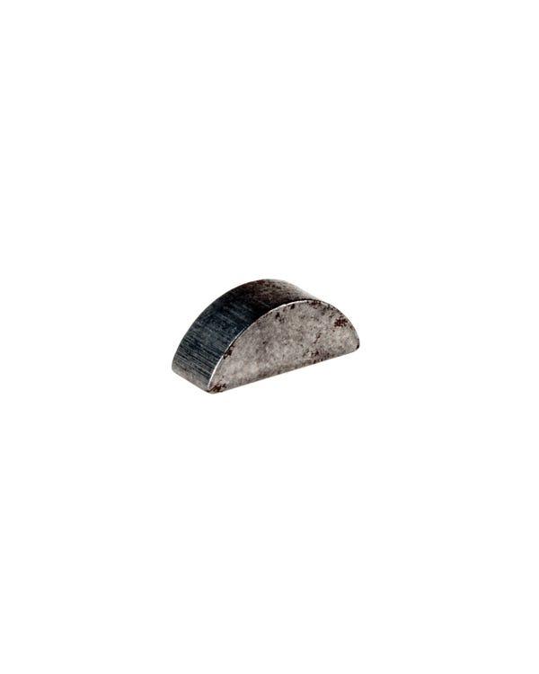 Polea del cigüeñal de la llave Woodruff, 1700-2000cc