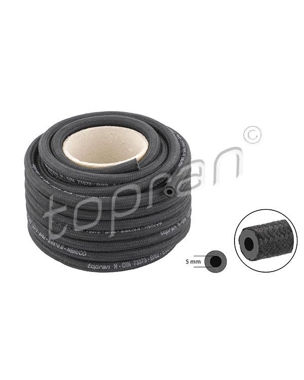 5.5mm Fuel Hose 10 Metre Roll