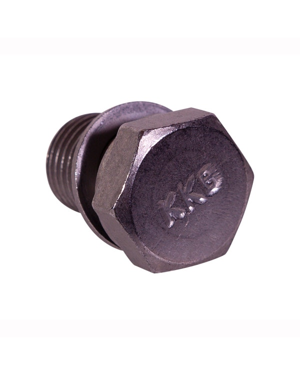 Sump Plug with Sealing Washer M14