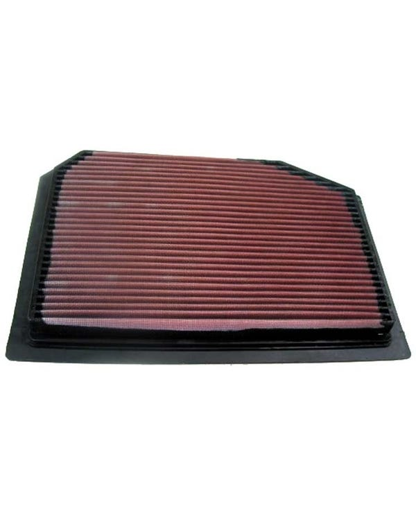 K&N High Flow Panel Air Filter