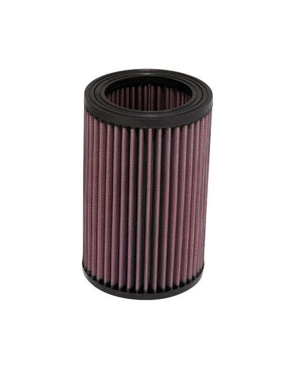 K&N High Flow Round Air Filter