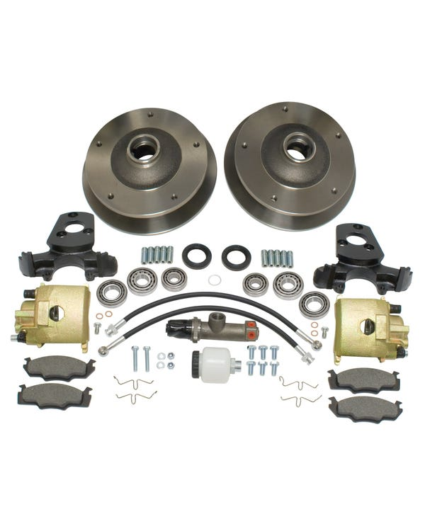 EMPI Front Disc Brake Kit