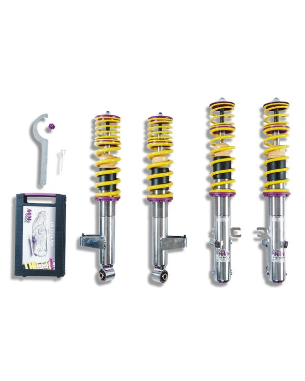 KW Variant 3 Inox Line Coilover Suspension Kit