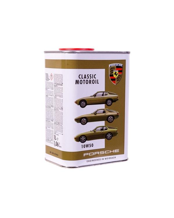Porsche Classic Motoroil 10W-50 1 Litre