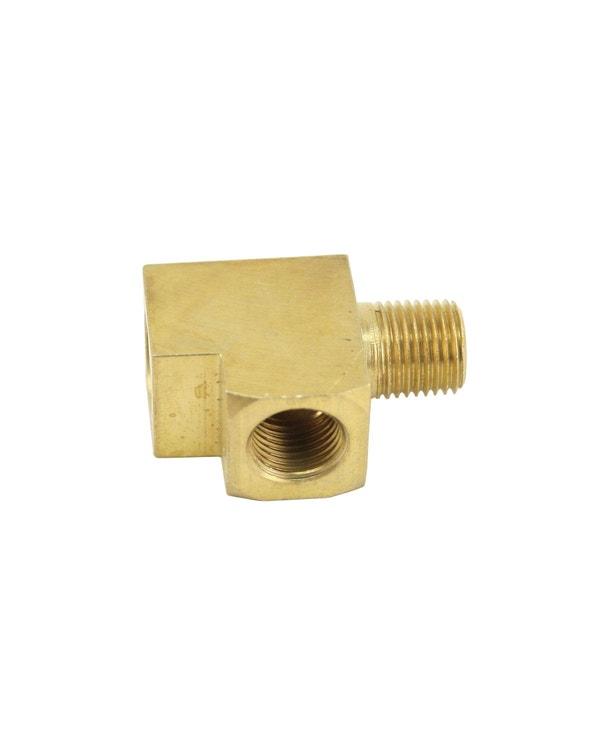 VDO T-Stück für Öldruck-Geber M10 x 1