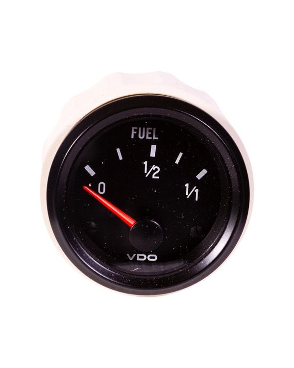 VDO Cockpit Fuel Gauge for Beetle Sender 52mm Black