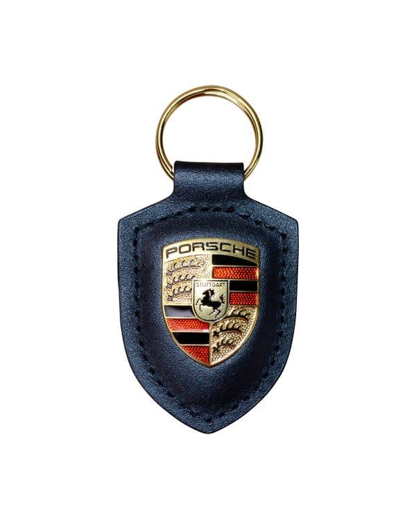 Porsche Crest Keyring