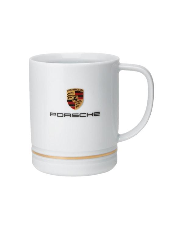Porsche Crest Mug, Large