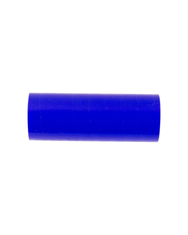Samco Coolant Hose, Blue, Water Pump to Metal Circulation Pipe