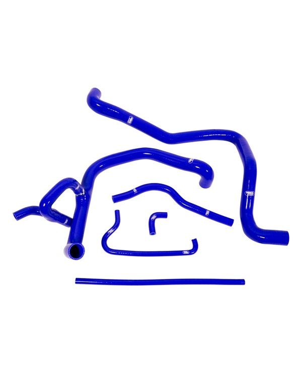 Samco Main Coolant Hose Kit Blue 1.9 TDI ABL
