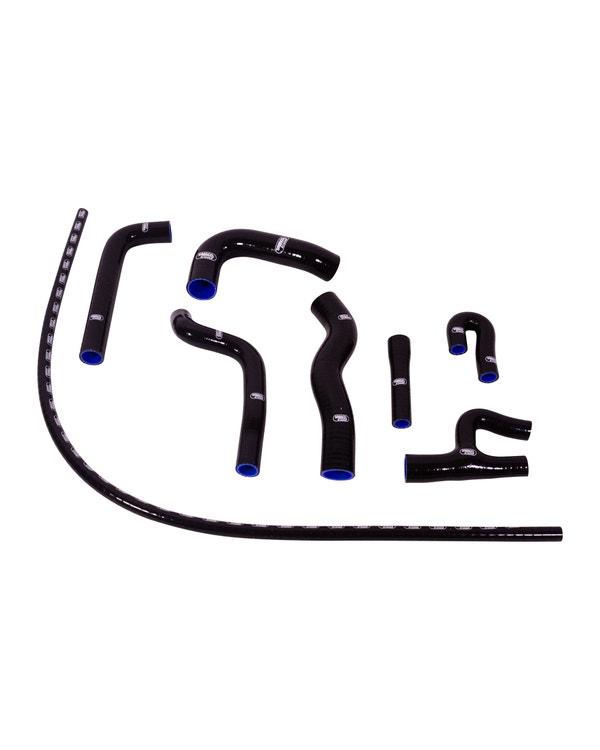 Samco Coolant Hose Kit for 1.6 GTI in Black