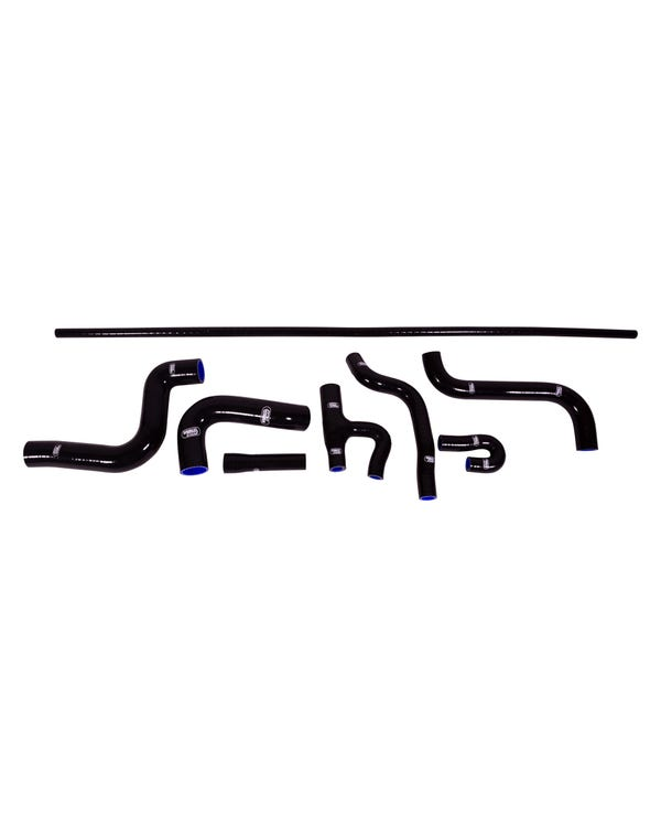 Samco Coolant Hose Kit for 1.8 GTI in Black